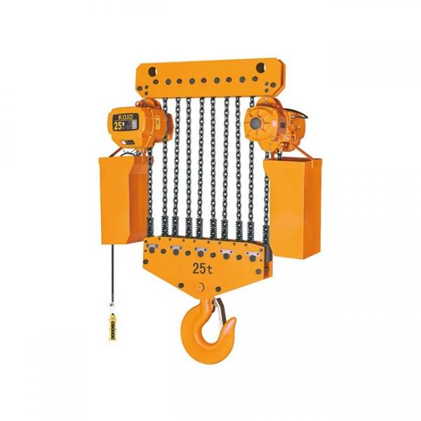 固定式25T小型环链电动葫芦