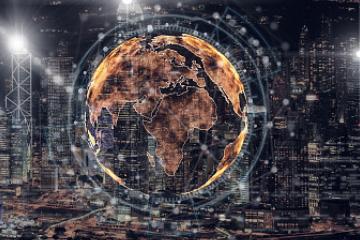 业务遍及全球